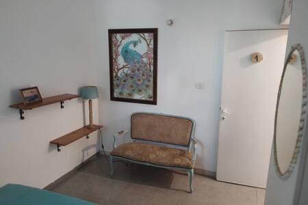 Room #1 Double bedroom with en-suite w/c