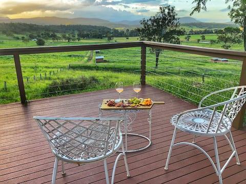 Hampton Style Farm Stay in the Scenic Rim