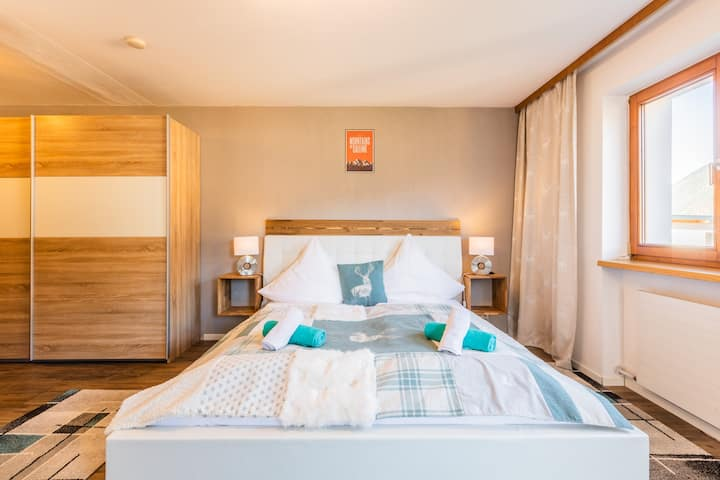 Familienzimmer inkl.Frühstück/Alpin Resort Austria