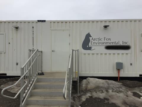Arctic Fox Camp