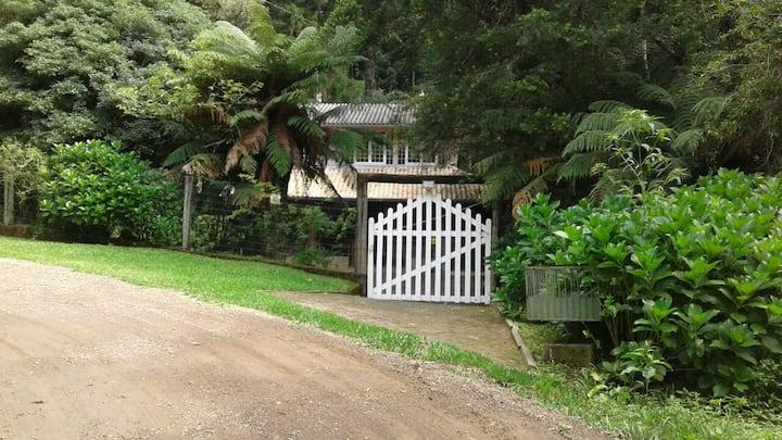 Casa no paraíso