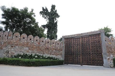 Rehaish at Jamdoli fort