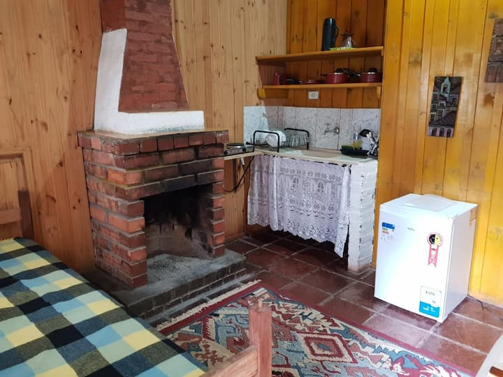 Standard Triplo com mini cozinha