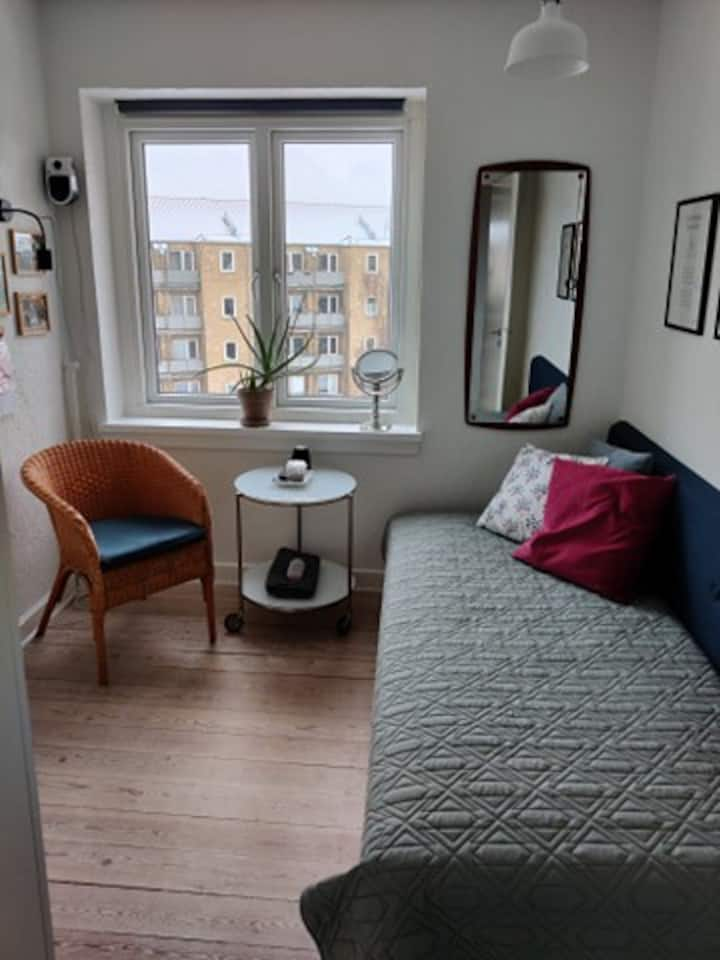 Private room close to Aalborg City Center.