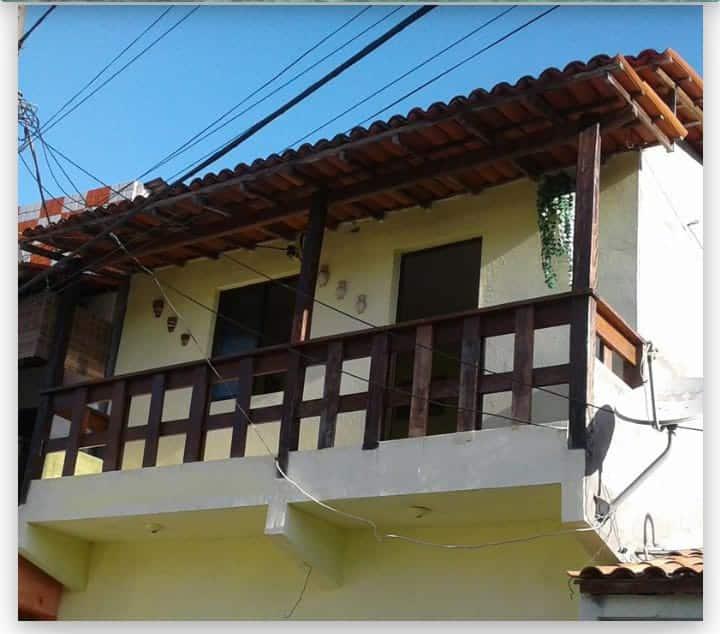 Casa no centro de Boipeba próximo a praia