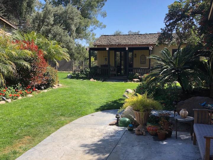 The Claremont Garden Cottage