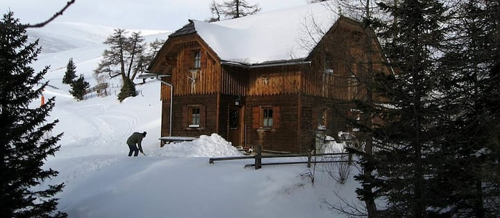 Merlhütte -  Lachtal