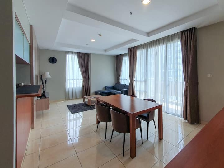 3BR Eminence Apartment with beautiful city view