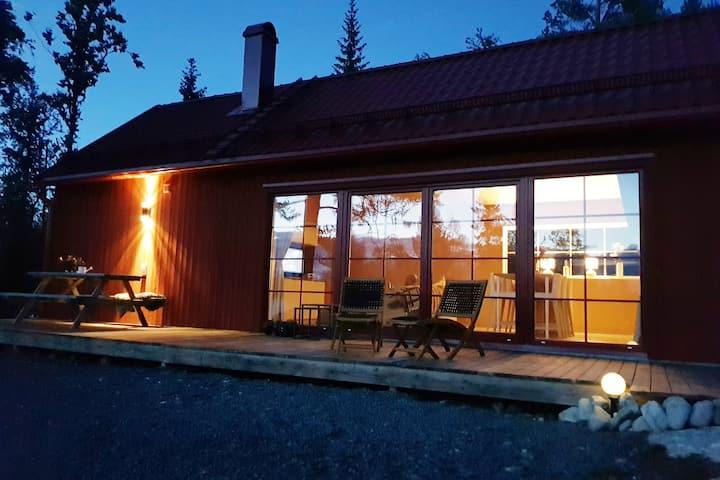 Modern fjällstuga i charmiga Björnliden/Grövelsjön