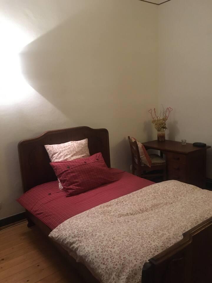 Wie zu Hause.............................Chambre 2