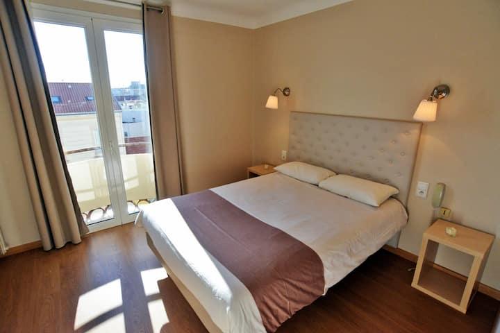Chambre d'hôtel en centre ville de Perpignan