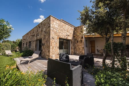 A Casa Alpana-Appartement Standing- domaine privé.