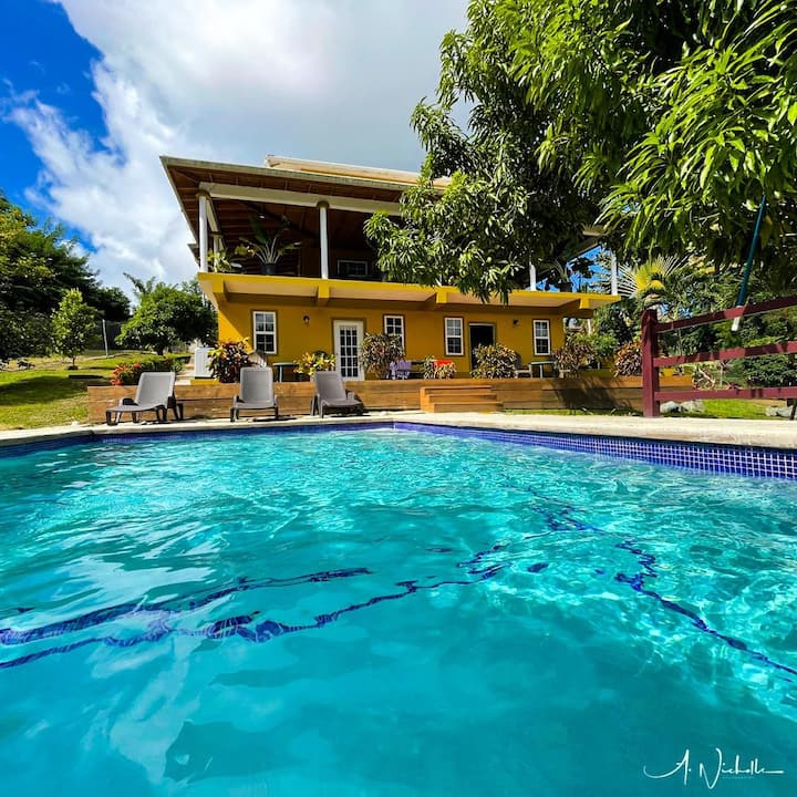 Tropical Apartments Tobago : Coral Apt