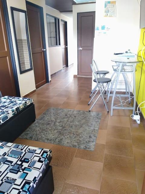 Furnished Apartment II in Tunja