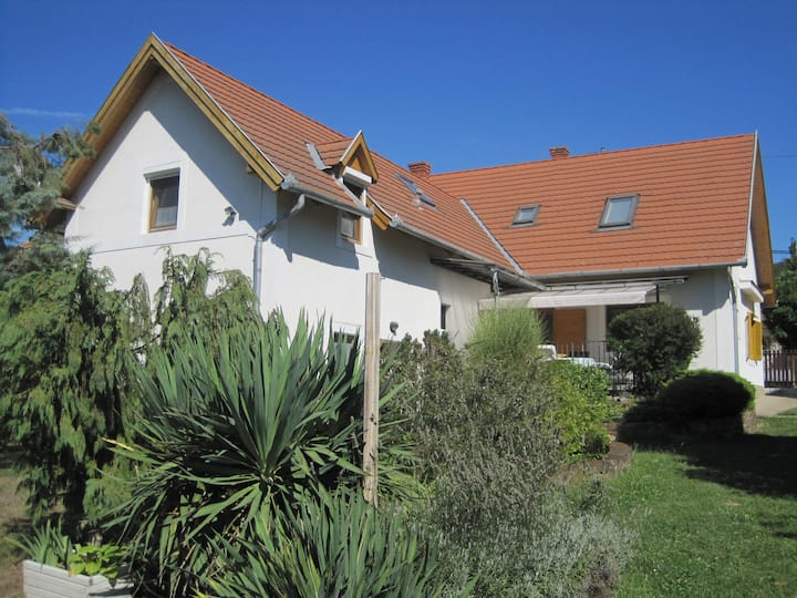 Holiday house for 4 persons in Szigliget