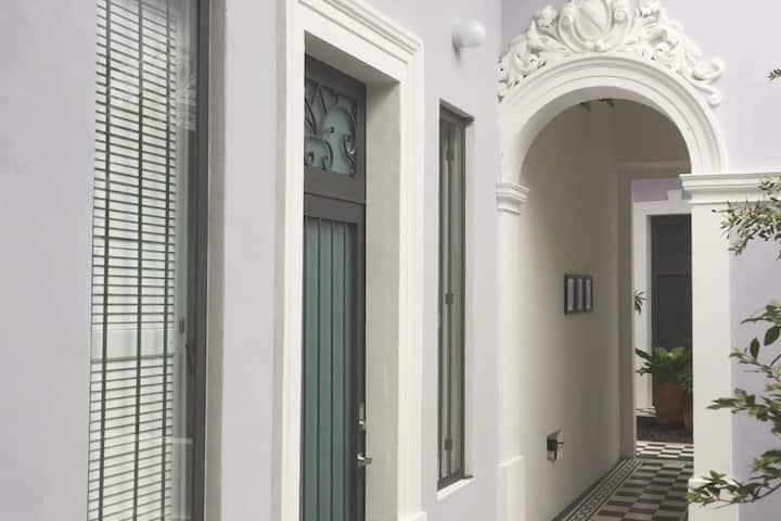 Historic District Luxury Loft with AC