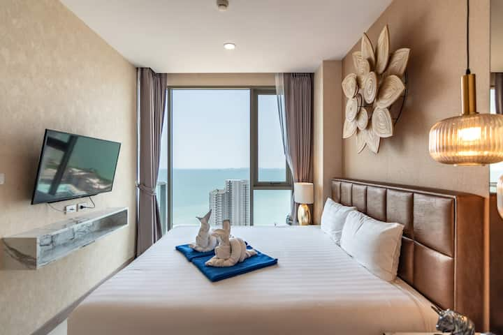 40th Floor - Epic Sea View - Luxurious Facilities