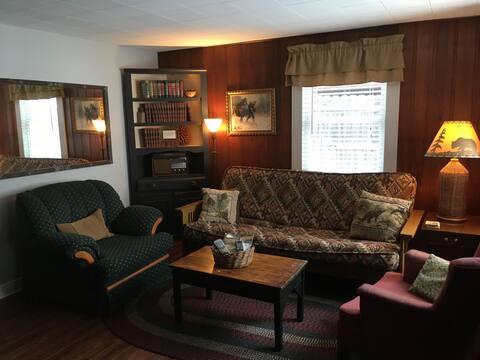 Hideaway Resort White Pine #3/ easy self check in