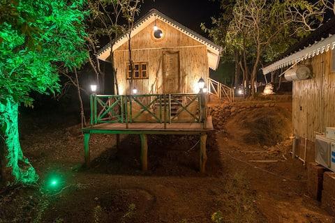 GAAJ by Green Gold Coastal Agro Resort-COTTAGE - 4