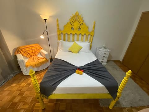Clean Private Room -Braga 04- Family Accommodation