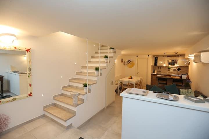 Casa nella Roccia - New and central Apartment