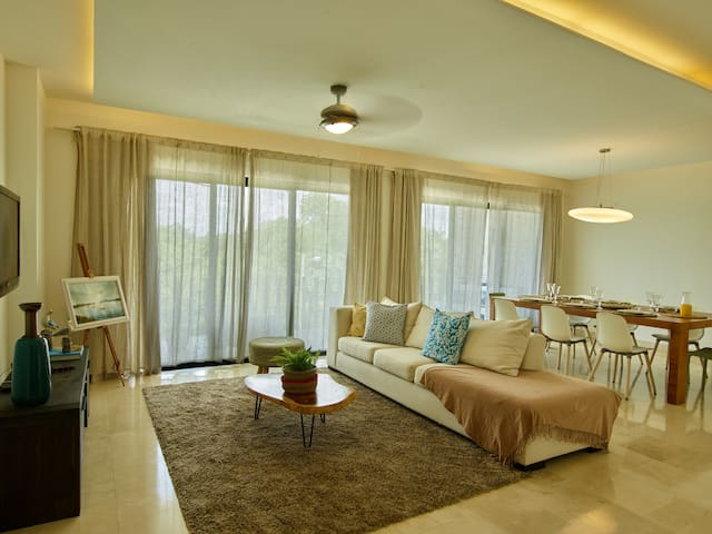 Relax in a Gorgeous Apartment in Punta Cana.
