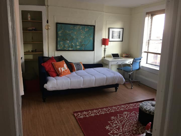 Charming one bedroom in the LES
