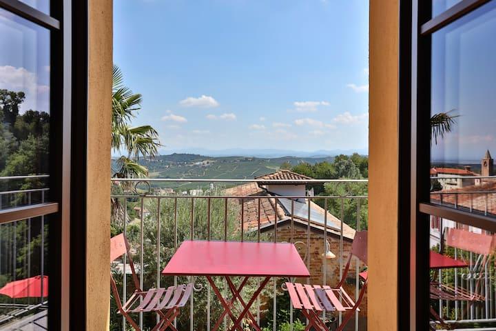 Villa Pesce, Appartement Moscato für 4 Personen