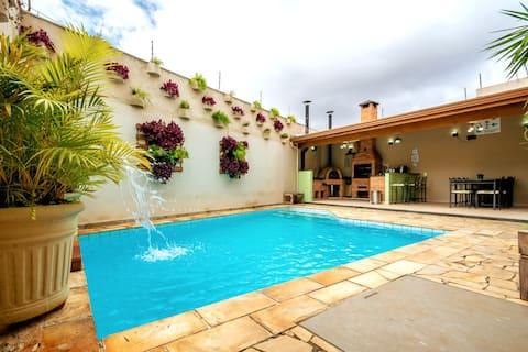 Guest House Sta Marcelina - Casa Completa Campinas