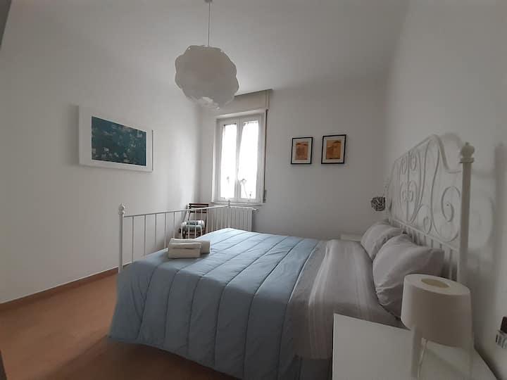 Spazioso e luminoso appartamento in zona Malpensa