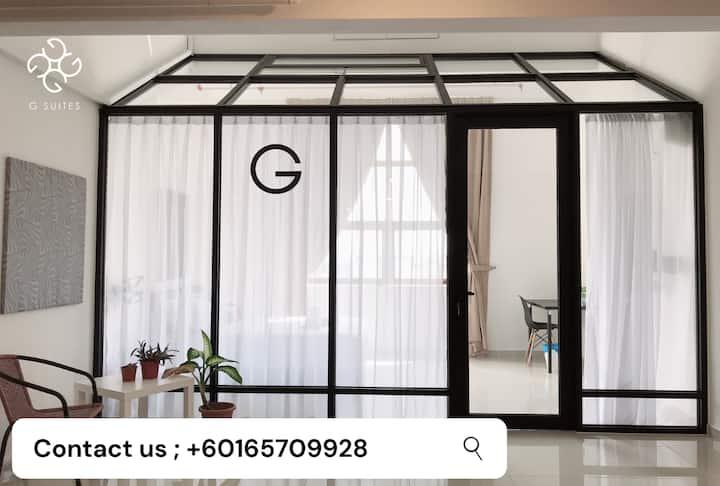 Glex Homes, Near Subang Airport 【2 bedrooms】