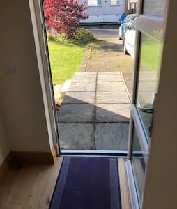 Access through the front door