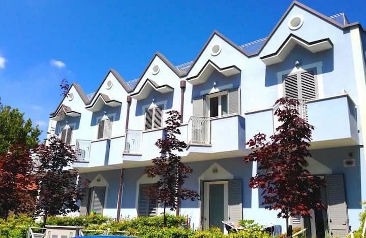 Residence Margherita - Bilocale con balconi #1