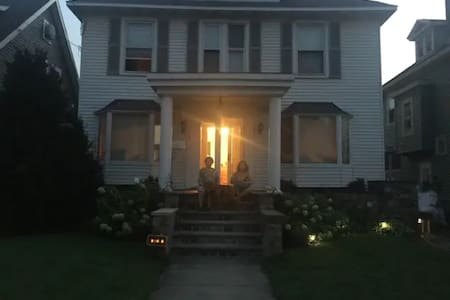 Charming Suite Near SU & Upstate