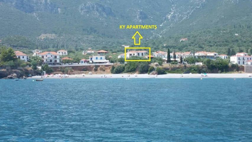 KYPARISSI- KY APARTMENTS (apartment 1)