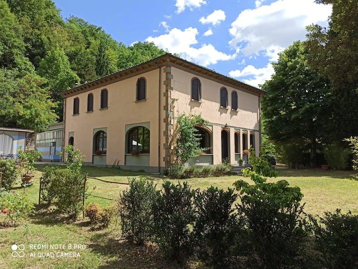 Tuscany Arezzo, Villa La Ginestra