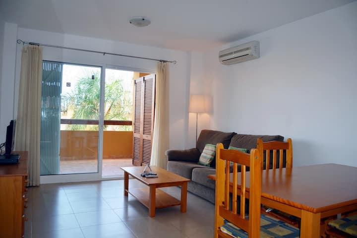 Apartment in  Mar de Cristal at  Mar Menor