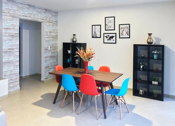 Casa Moderna 3 hab. Frente a Zona Industrial