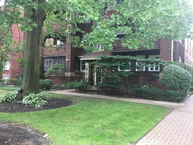 Unique Cleveland Heights Apartment