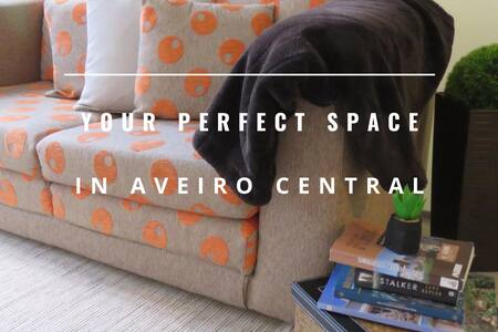 Your Perfect Space in Aveiro Central ! w/ Garage