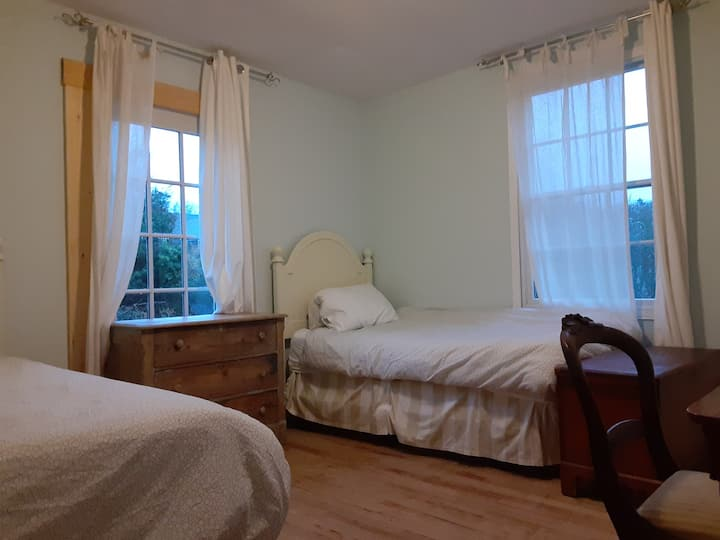 Entire Southampton Village House with 2 Fireplaces