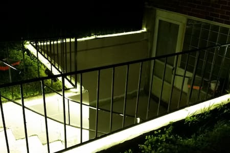 Well let Stairwell at night