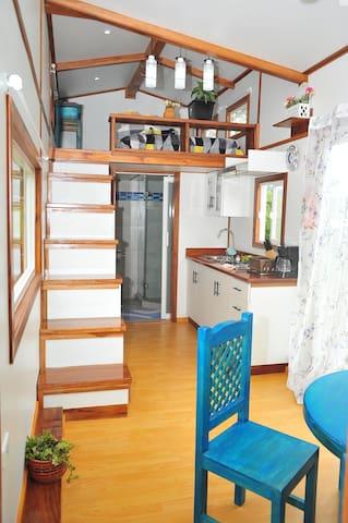 Tinyhouse innen