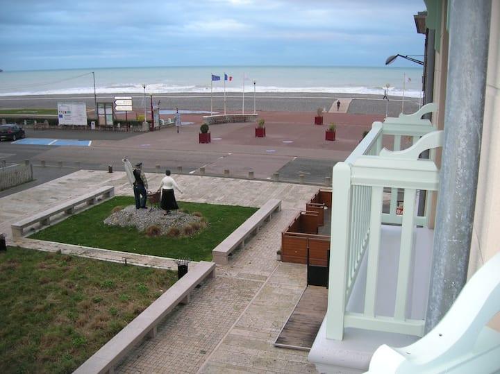 Location Baie de Somme : Studio avec vue sur mer