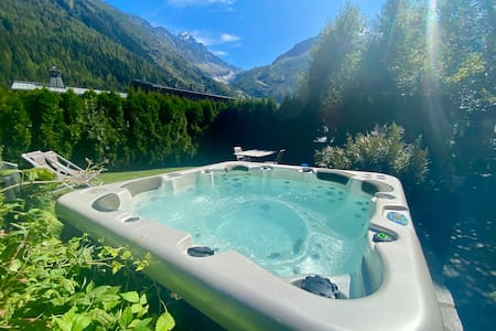 Dbl/Twin Room - Historical Chalet - 1668 - Jacuzzi