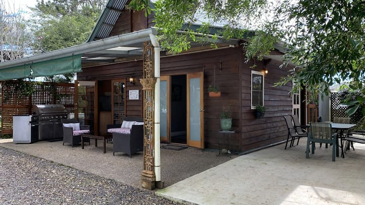 Rural retreat for couples