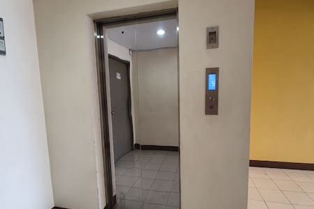 with working elevator