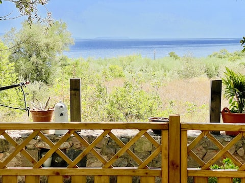 Two bedroom stone house-Elena's Vacation Rentals
