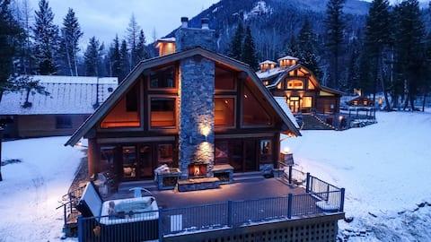 Relics Retreat ~ A Montana-Euro-Spa-Experience