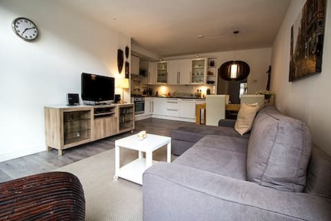 PRIVATE ground floor apartment in Center - Jordaan